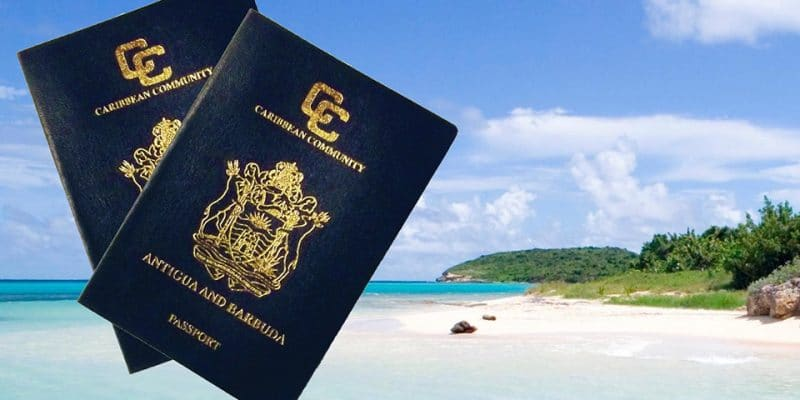 پاسپورت آنتیگوا