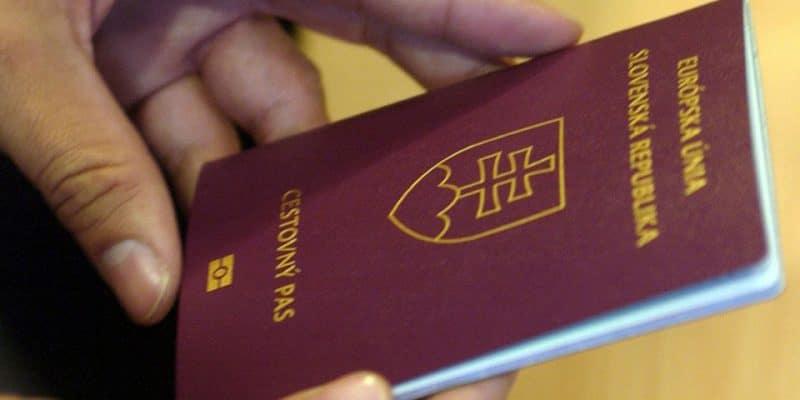 اقامت اسلواکی با ثبت شرکت