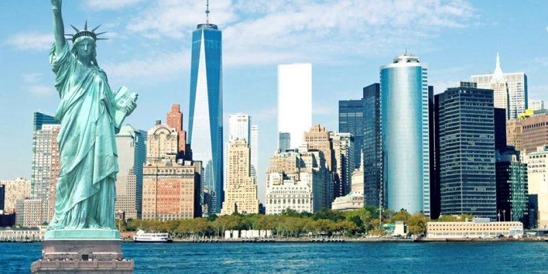 اقامت آمریکا با لاتاری